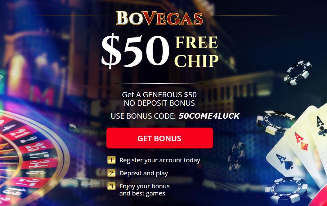 BoVegasCasinoMobile com BoVegas Casino Mobile Review+$50